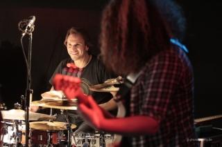Sven Kosakowski - Drums / Julie Slick - Bass