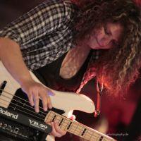 Julie Slick - Bass